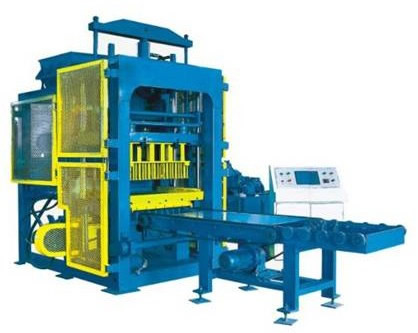 QT4-15 Block Making Machine