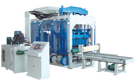 QT6-15 Block Making Machine