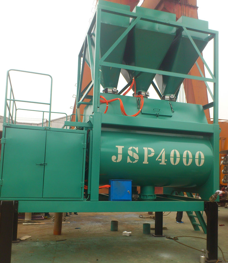 JSP4000 Foam Concrete Machine