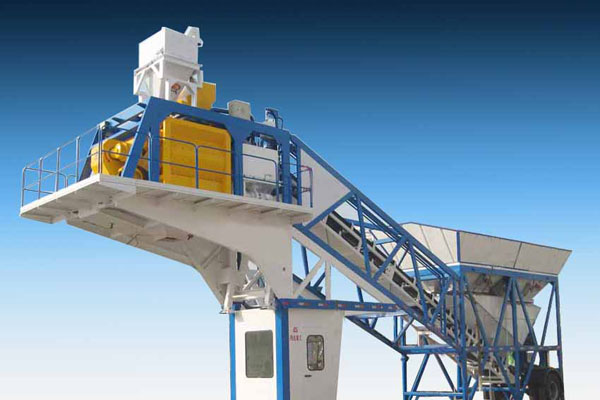 UTM-50 Mobile Concrete Mixing Plant